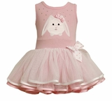 Infant Summer Dress - Pink Bunny Tutu SOLD OUT