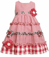Bonnie Jean Little Girls Dress 12 month 18 month 24 month 2T 3T 4T