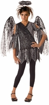 Girls Fallen Angel Halloween Costume