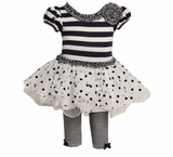 Bonnie Jean Nautical Girls Outfit 12 months 18 months 24 months