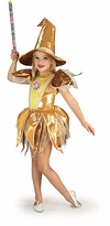 Deluxe Reyna Costume - Gold - Magical Doremi