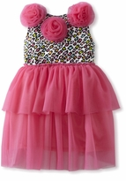 Mud Pie - Leopard Print Tutu Dress