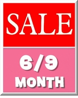 GIRLS 6/9 month - BARGAINS