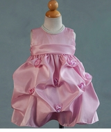 Baby Pink Taffeta Dress - SOLD OUT