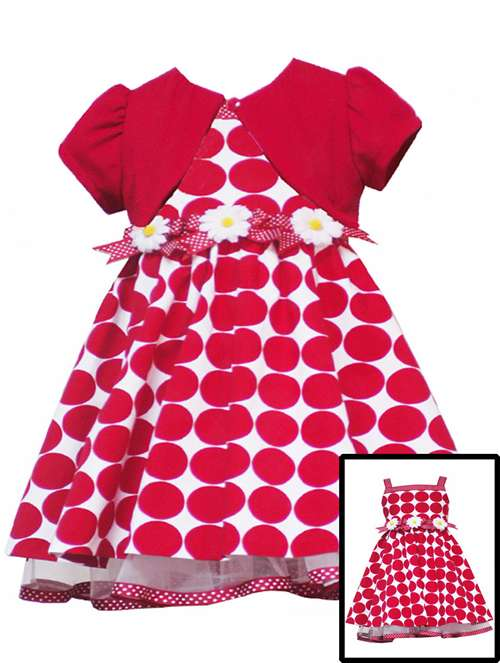 In Fashion Kids Girls Easter Dress Red Daisy Cardigan Dress  Girls SIZE 12 or 14   FINAL SALE CLEARANCE 14 Year at Sears.com