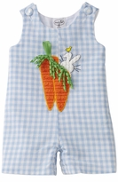 Infant Boys Easter Outfit - Boys Carrot Shortalls - sold out