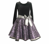 Purple Hipster Dress  Size 16 - sold out