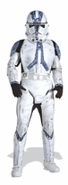 Child Clone Trooper Costume - Star Wars - Deluxe