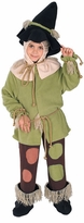 Scarecrow Costume - Wizard Of Oz - Deluxe