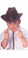 Brown Childs Cowboy Hat   SOLD OUT