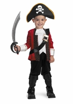 Boys Pirate Costume - El Capitan Costume