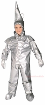 Wizard of Oz Tinman Costume - Deluxe