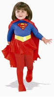 DELUXE Supergirl Costume - Girls Superhero Costumes