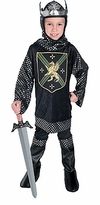 Boys Warrior King Costume - S