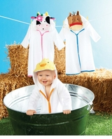 Mud Pie - Horse Terry Cloth Robe