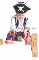 Infant Pirate Costume - Pirate Costume for Babies