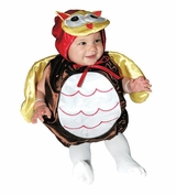 Baby Owl Costume  -  Unique Halloween 2012 Infant Costume