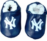 New York Yankees Baby Shoes - Leather - NEW