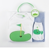 Baby Boy's Golf Clothes Gift Set   SOLD OUT