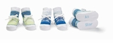 Little Man Sneakers Sock Set of 3