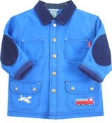 Le Top Boys Jacket - Fleece Lined - 18 month FINAL SALE