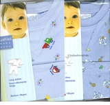 Kushies Cotton Long Johns - Boys Prints  sold out