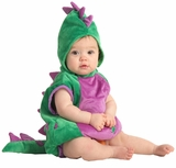 Baby or Toddler Dinosaur Costume - Derek Dino Costume - sold out