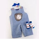 Little Boys Baseball Longall and Sock Set SOLD OUT
