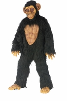 Boys Chimpanzee Costume - Super Deluxe