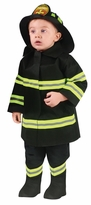 Fire Chief Costume - Toddler 3T/4T