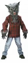 Childs Werewolf Costume - Super Deluxe out of stock