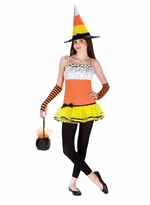 Candy Corn Witch Costume -SOLD OUT