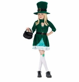 Child Leprechuan Costume - Lucky Leprechuan