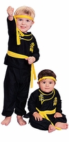 Karate Ninja Costume - Toddler