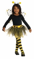 Girl's Bee's Costume