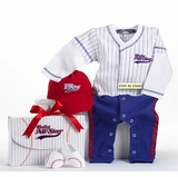 Baby Baseball Gift Set - 3 pc Set  sold out