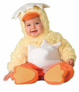 Baby Chicken Costume - Deluxe - Little Chicken
