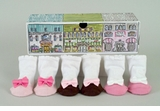 Baby Girls Sock Collection - Shopping on the Square - out of stock