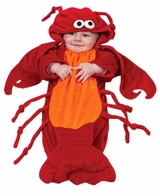 Baby Lobster Costume - Deluxe Lobster Bunting - sold out