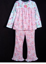 Baby Lulu Simone Collection - Darla 2 Pc Set  4T