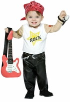Baby Rock Star Costume - Toddler Future Rock Star Costume