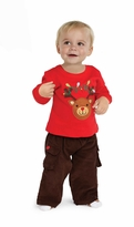 Boys Christmas Reindeer Pant Set-SOLD OUT