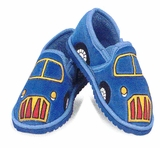 Boys Slippers - Racecars - OUT OF STOCK