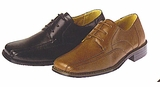 Boys Smooth Black Dress Oxfords - Boys Dress Shoes  SOLD OUT