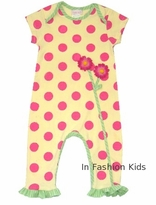 Cach Cach Baby Daisy Jumpsuit - sold out