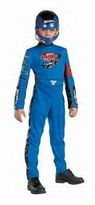 Child Hot Wheels Costume