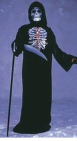 Child Skeleton Costume - BLEEDING Skeleton Costume!