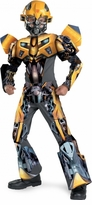 Child Transformers  Movie Bumblebee Costume