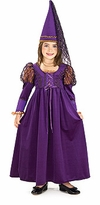Child's Lady of the Court Costume