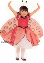 Childrens Halloween Costume / Ladybug Costume